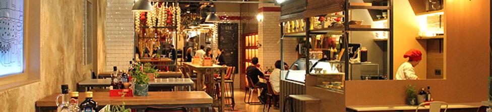 Restaurant Devita klein