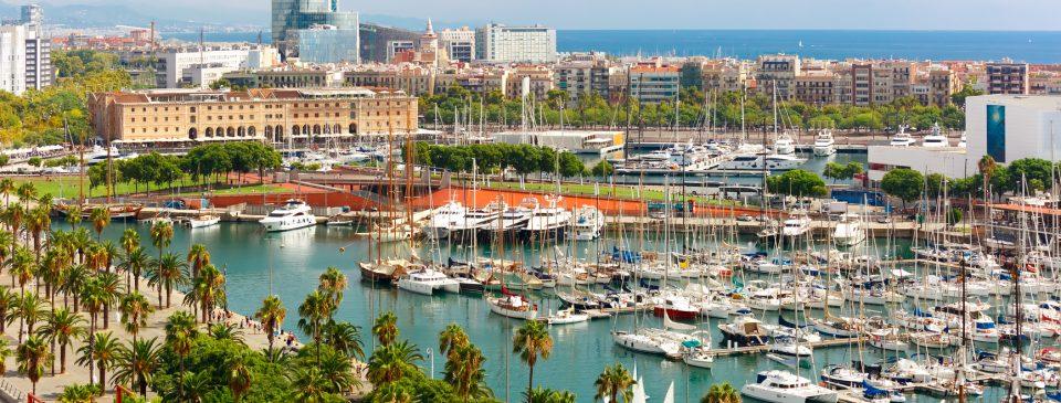 Varen in Barcelona